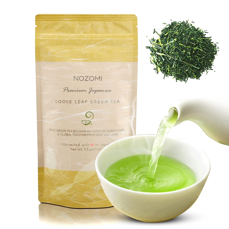 Nozomi Japanese Tea - Kabuse Sencha Vegan Singl – Green Lowest price challenge New popularity