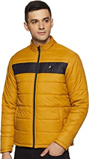 Amazon Brand - House & Shields Men's Regular Quilted Jacket