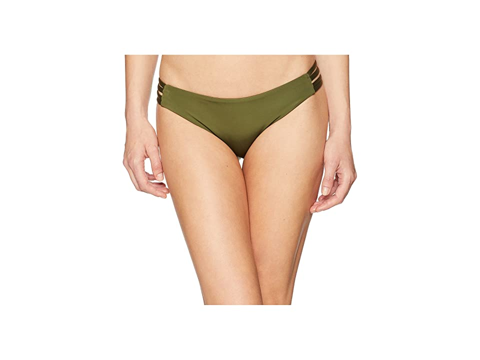 Hurley Quick Dry Max Surf Bottoms (Olive Canvas) Women
