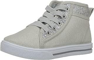 OshKosh B'Gosh Kids Babette Girl's Glitter High-Top Sneaker