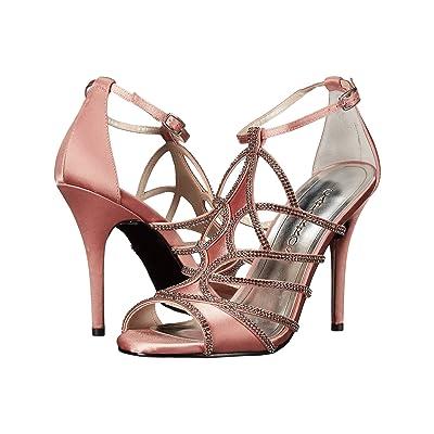 Caparros Impressive (Light Clay Satin) High Heels