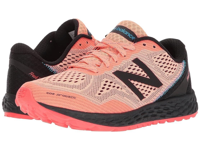 満了湿原協力的(ニューバランス) New Balance レディースランニングシューズ?スニーカー?靴 Fresh Foam Gobi v2 Fiji/Vivid Coral/Black 12 (29cm) B - Medium