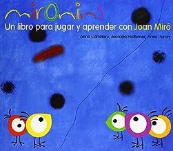 Mironins, Un libro para Jugar y Aprender con Joan Miró,