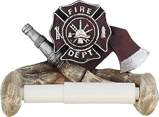 firefighter kitchen decor