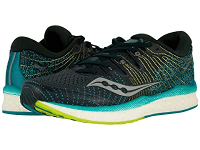 Saucony Liberty ISO 2 (Green/Teal) Men