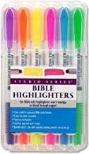 Bible Highlighters: Set of 6