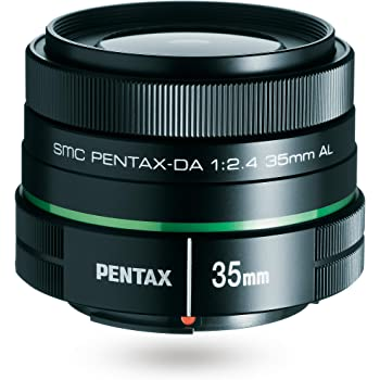 Pentax DA 35mm f/2.4 AL Lens for Pentax Digital SLR cameras