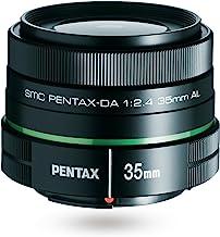 smc PENTAX-DA 35mmF2.4AL 自然な遠近感で撮影できる標準レンズ, デジタル画像の特性に最適化した専用設計, 小型軽量で持ち運びに便利, ポートレートやスナップ 動物 花の撮影に適した常用レンズ, ペンタックス一眼レフKシリ...