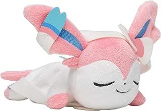 Pokemon Center Original Kuttari stuffed toy Sylveon good night ver