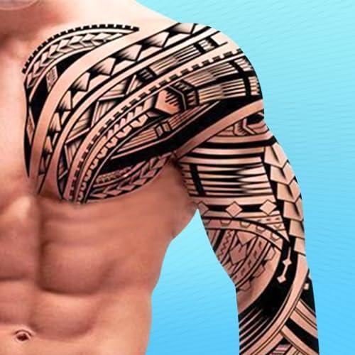 Estúdio de fotografia de tatuagem - Criador de design