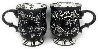 Best temptations black floral lace dinnerware Reviews