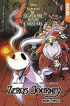 Disney Manga: Tim Burton's The Nightmare Before Christmas - Zero's Journey Book Three