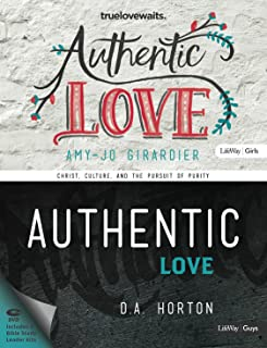 Authentic Love - Bible Study Leader Kit: Christ, Culture, and the Pursuit of Purity