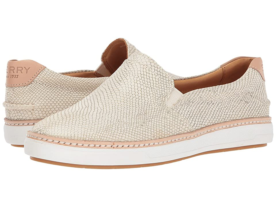 Sperry Gold Cup Rey (Platinum) Women