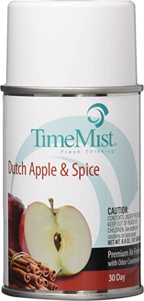 Waterbury Companies INC Metered Refills For Timemist Disp Dutch Apple Spice