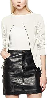 Amazon.fr : Short Blanc - Tailleurs / Femme