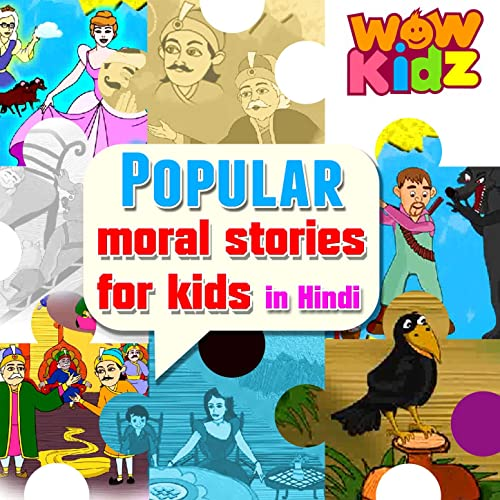 Popular Moral Stories for Kids (In Hindi) by WowKidz on