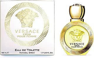 Versace Eros Pour Femme Eau De Toilette Natural Spray, 50Ml for Women