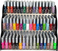 Emori (TM) All About Nail 50 Piece Color Nail Lacquer (Nail Art Brush Style) Combo Set + 3 Sets of Scented Nail Polish Remover – Magical