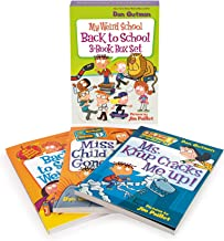 My Weird School Back to School 3-Book Box Set: Back to School, Weird Kids Rule!; Miss Child Has Gone Wild!; and Ms. Krup C...