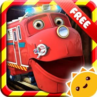 Chug Patrol: Ready to Rescue Free ~ Chuggington Interactive Pop-up Book