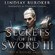 Secrets of the Sword 3: Death Before Dragons, Book 9