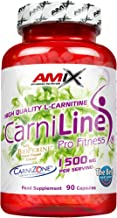 Amix CarniLine Pro-Fitness fat burner for healthy weight loss 90 capsules Estimated Price : £ 29,00