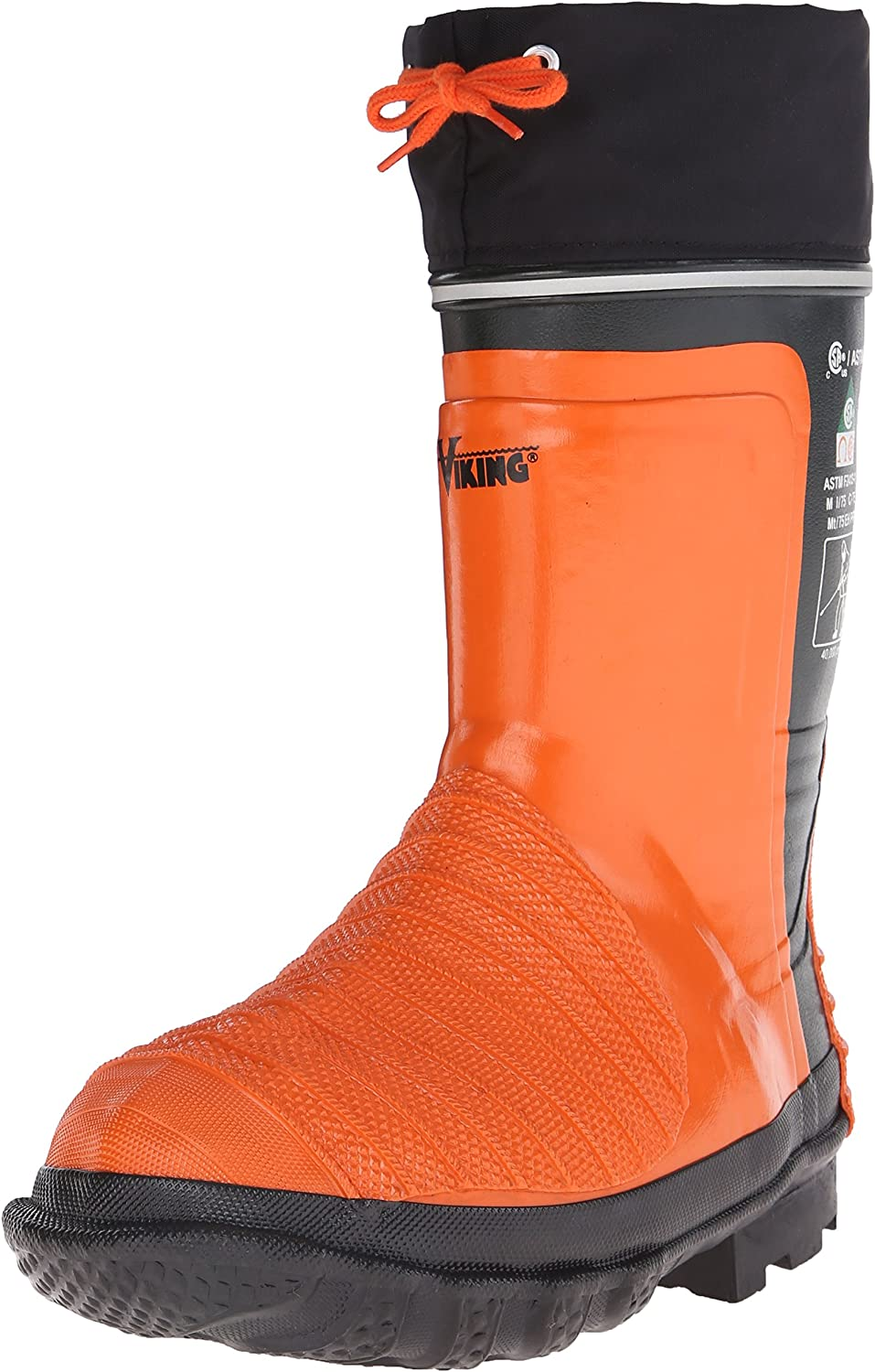 Daily bargain Fees free!! sale Viking Men's Water Boots Jet
