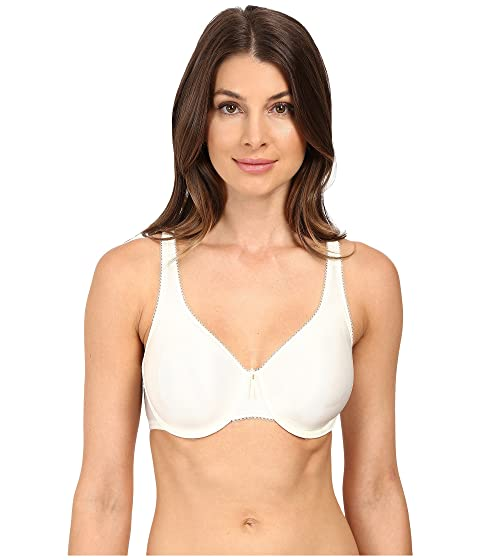 503fd3cb3d88f Wacoal Basic Beauty Full Figure Underwire Bra 855192 at Zappos.com