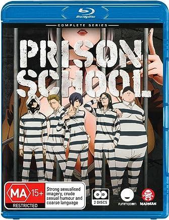 Prison School Complete Series (Blu-ray)