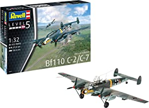 Revell 04961, Messerschmitt Bf110 C-7, 1:32 Scale Model kit