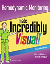Hemodynamic Monitoring Made Incredibly Visual (Incredibly Easy! Series®)