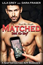 Matched with Her Wolf: A Shifter Dating App Romance (Mate Me, Maybe Book 1)