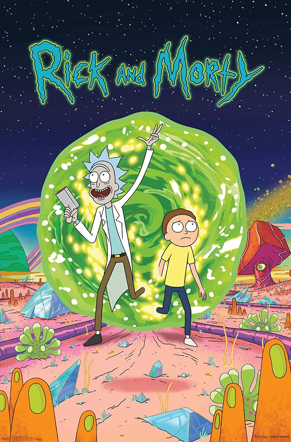 When and What Can We Expect From Rick and Morty Season 5?