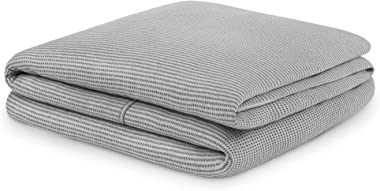 Calvin Klein Jared Duvet Cover, Full/Queen, Heathered Grey/Charcoal