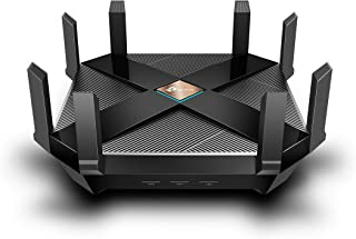 TP-Link AX6000 WiFi 6 Router, 8-Stream Smart WiFi Router – Next-Gen 802.11ax..
