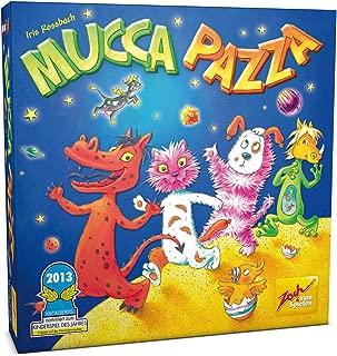 Mucca Pazza Board Game