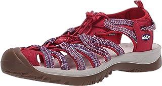 Keen Whisper, Zapatillas de Estar por casa con talón Abierto Mujer
