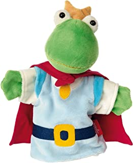 Sigikid 41318 My Little Theatre King Frog Hand Puppet - 27 x 16 x 10 Cm