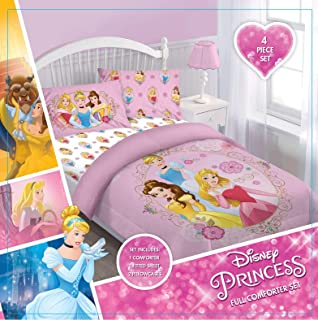 Comforter Set - Disney Princess Courage Full
