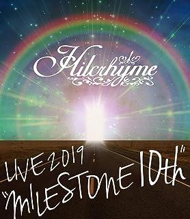 "Hilcrhyme LIVE 2019""MILESTONE 10th"" [Blu-ray]"