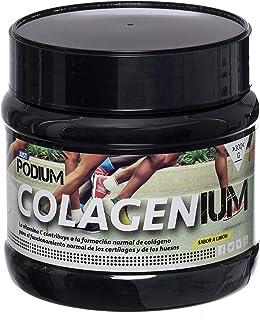 Colagenium 300gr | Colágeno hidrolizado + magnesio + ácido hialurónico + vitamina C + vitamina A + 100% natural | sabor limón