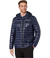 Packable Double Pocket Jacket w/ Hood