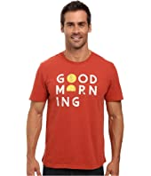 Life is Good - Good Morning Block Sleep Tee