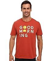 Life is Good - Good Morning Block Sleep Tee