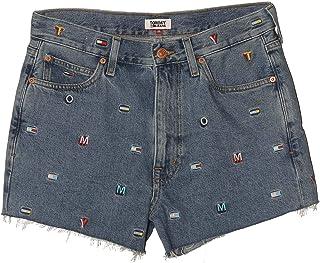 Tommy Hilfiger Short for Women, Light Blue, Size