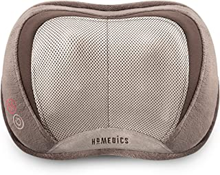 Homedics 3D Shiatsu & Vibration Massage Pillow with Heat