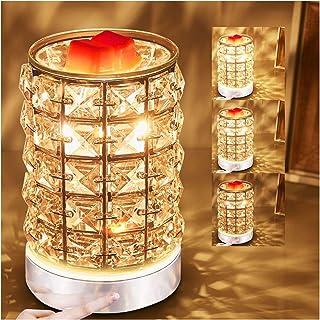 Wax warmerwax melt warmerwarmer waxsoy candle gift setflameless candlesmini wax warmerwax melt burnerwax tartstealight candle