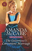 The Governess's Convenient Marriage (Debutantes in Paris Book 2)
