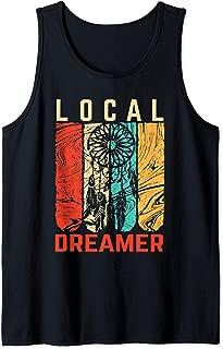 Local Dreamer Dream Catcher Dreaming Lucid Gift Tank Top